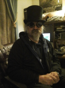 James D. Macdonald, Steampunk Magician