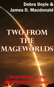 Two From the Mageworlds by Doyle and Macdonald