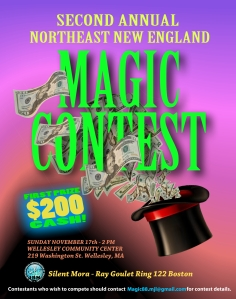 Northeast New England Magic Contest