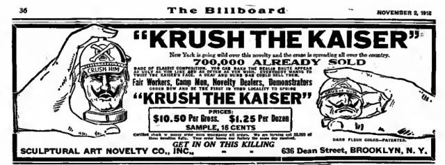 Krush the Kaiser